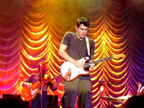John Mayer Slow Dancing In A Burning Room live  YouTube