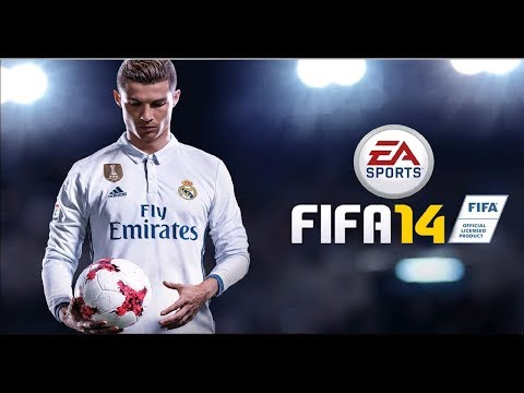 FIFA 14 PC Gameplay World Cup Argentina Vs. Spain In 2019 || Download Link In Description