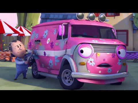 Олли Веселый грузовичок - Мультфильм про машинки - Серия 31 - Олли - волшебник (Full HD)