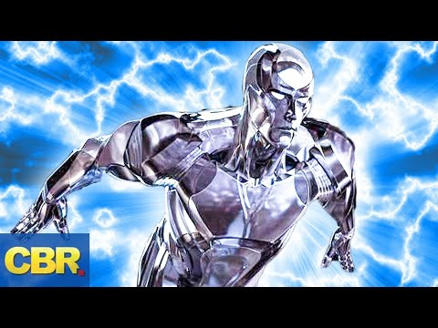 The Silver Surfer Movie Could Happen in MCU Phase 4