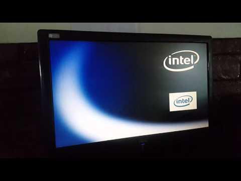 Configuracion De BIOS Y Como Entrar A La BIOS En  Intel DH55PJ