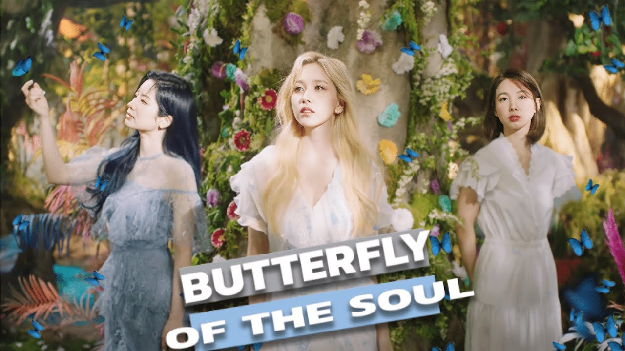 Symbolism in K-pop Ep 1: Butterflies