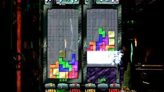 Tetris Worlds -GCN- (Local Multiplayer Gameplay)