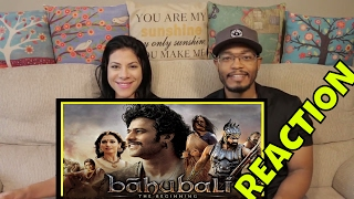 Baahubali - the beginning trailer (reaction)