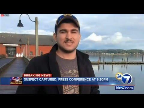 Gunman arrested in Washington State Mall Shooting