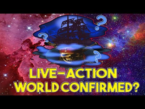 Live Action World Confirmed For Kingdom Hearts 3?