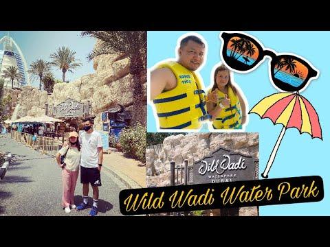Wild Wadi Water Park Jumeriah||United Arab Emirates || Sunday Outing||