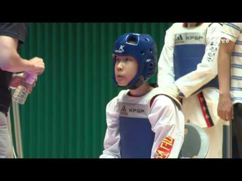 제39회 경기도태권도협회장기대회 (iTBS태권도방송 중계영상)
