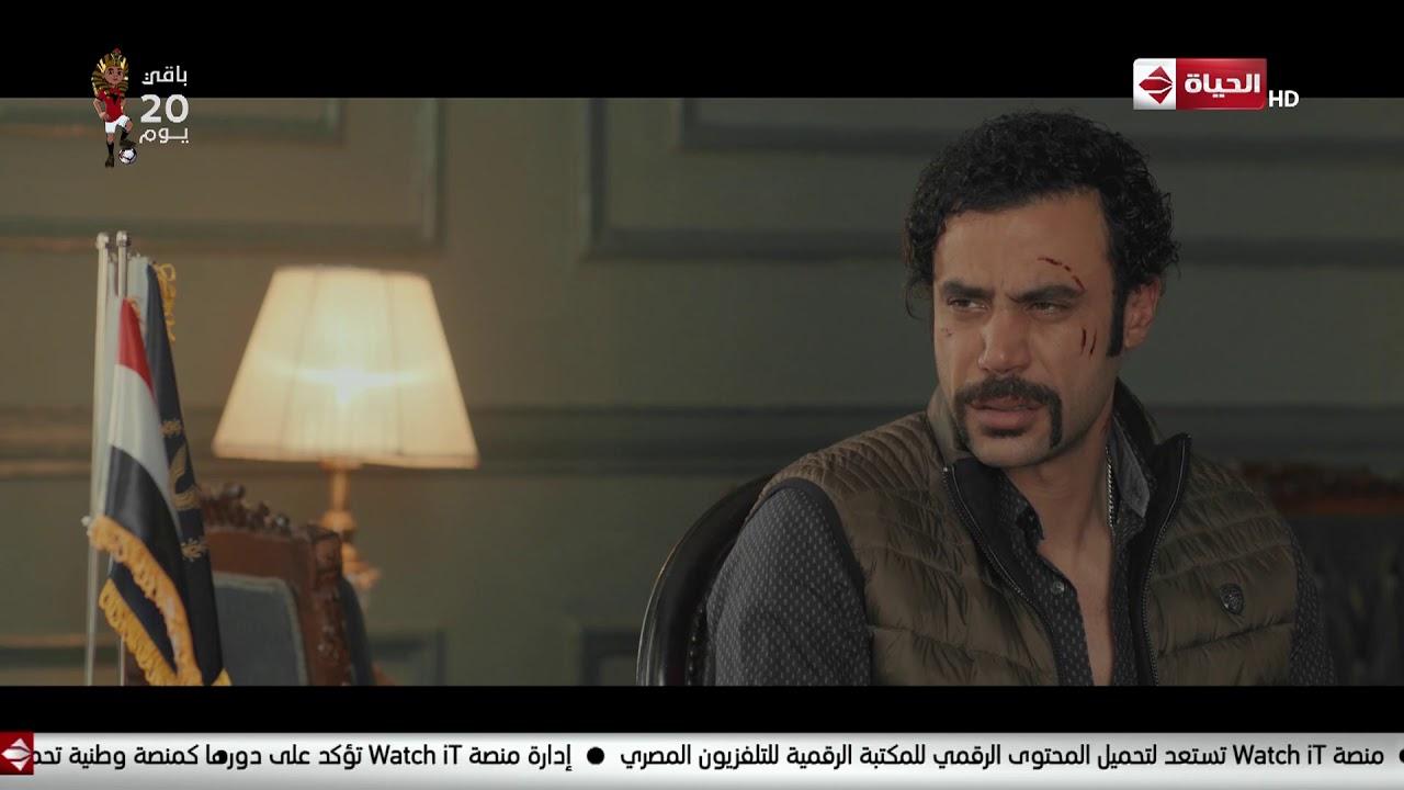 هوجان قدر يلاقي أبوه بعد السنين دي كلها.. بس يا ترى هيعمل إيه عشان يفك حبسه #هوجان
