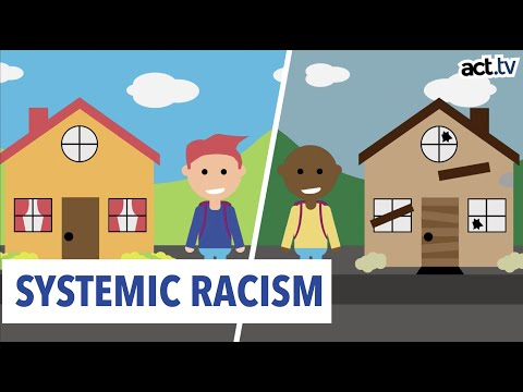 Video image: Systemic racism explained