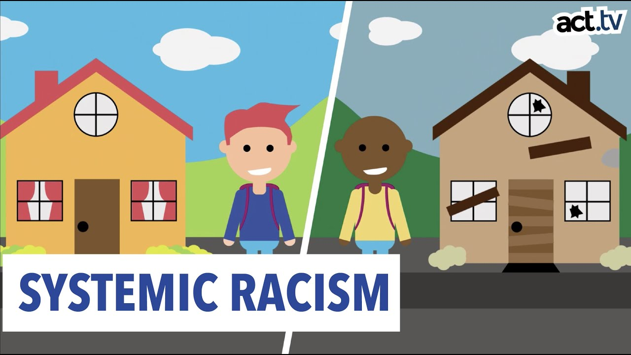 Video Explaining Systemic Racism