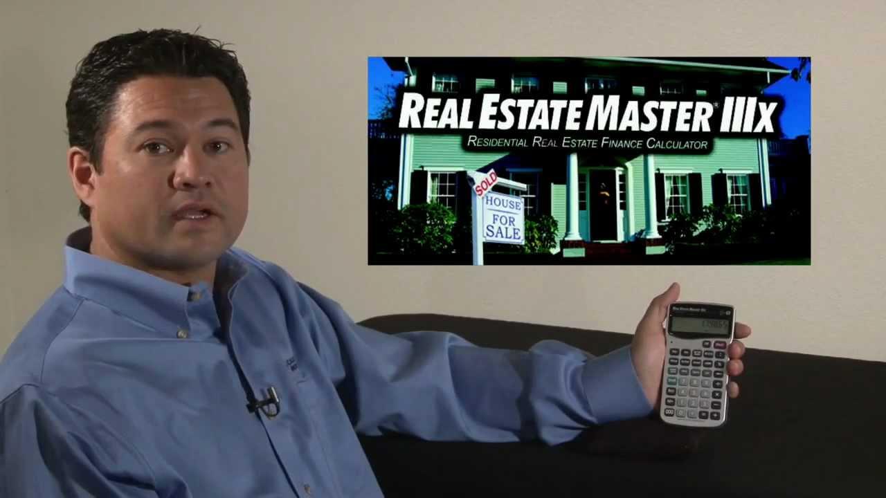Real Estate Master IIIx 3405