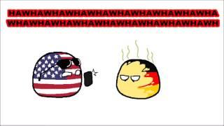 Germany Is Not Amused by /u/beretguy - PolandBall Video