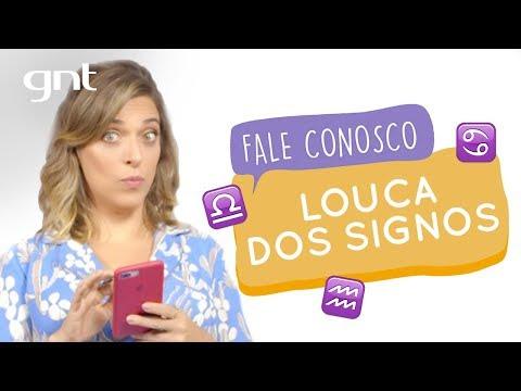 Júlia é a LOUCA dos signos  #67   Fale Conosco   Júlia Rabello