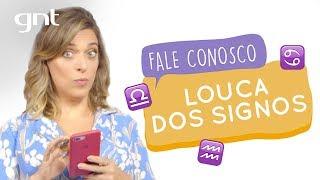 Júlia é a LOUCA dos signos | #67 | Fale Conosco | Júlia Rabello