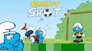 Play with The Smurfs: Penalty Shot • Смурфики