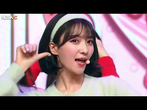 오마이걸(OH MY GIRL) - Dolphin 교차편집(stage mix)