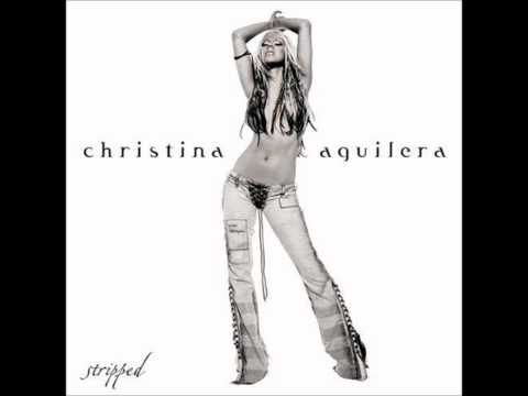 Christina Aguilera- Stripped Intro Part 1 and 2