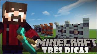 Minecraft Três dicas - Aprenda a Construir Túneis para o Nether!