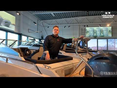Finnmaster T6 hos Vestfold Maritim