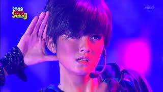 Download Video AGNEZ MO SHAKE IT OF -TEMPERATURE- ASIAN SONG FESTIVAL 2009 MP3 3GP MP4