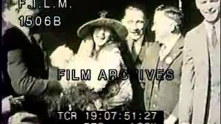 Colleen Moore - Little Orphan Annie (stock footage / archival footage)