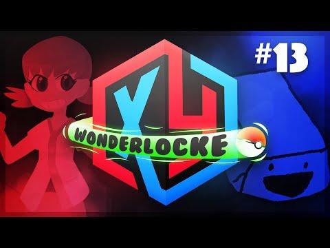 """SKATING THROUGH THE ICE"" Pokemon X & Y Wonderlocke Co-Op w/ PokeaimMD & ItzGator Episode 13"