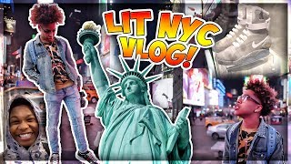 LIT VLOG OUT IN NEW YORK TIMES SQUARE URBAN NECESSITIES Ft Cashk Zaytoven