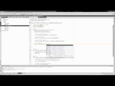 Android Studio - Tutorial 6 - Accelerometer