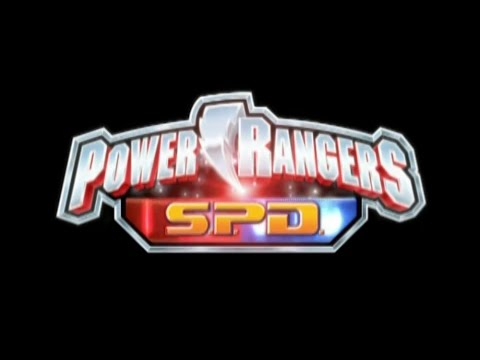 Power Rangers SPD  (Season 13) - Opening Theme