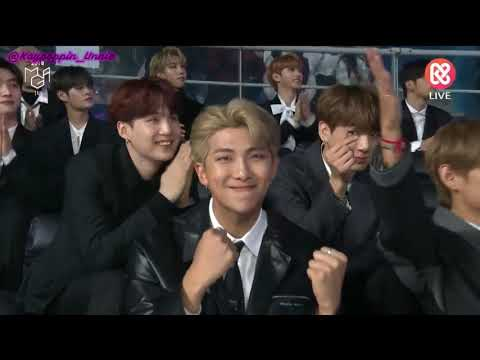 All BTS Moments At MGA: Part One