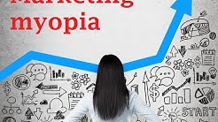 What is Marketing Myopia [Its causes and example]