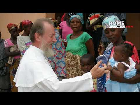Pope Francis prays for priest kidnapped in Niger