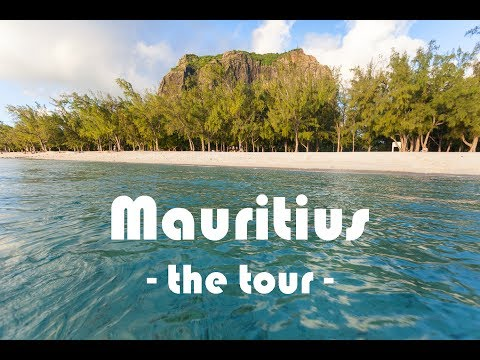 Mauritius - the tour -