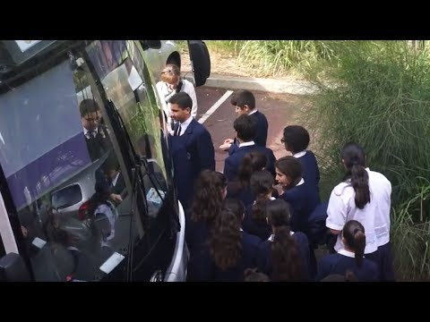 Armenia TV (Australia) - Galstaun College Students See The Promise