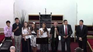 Grupul Evangelion - Veniti sa Ii multumim. Florin Ianovici, Stefan Inan