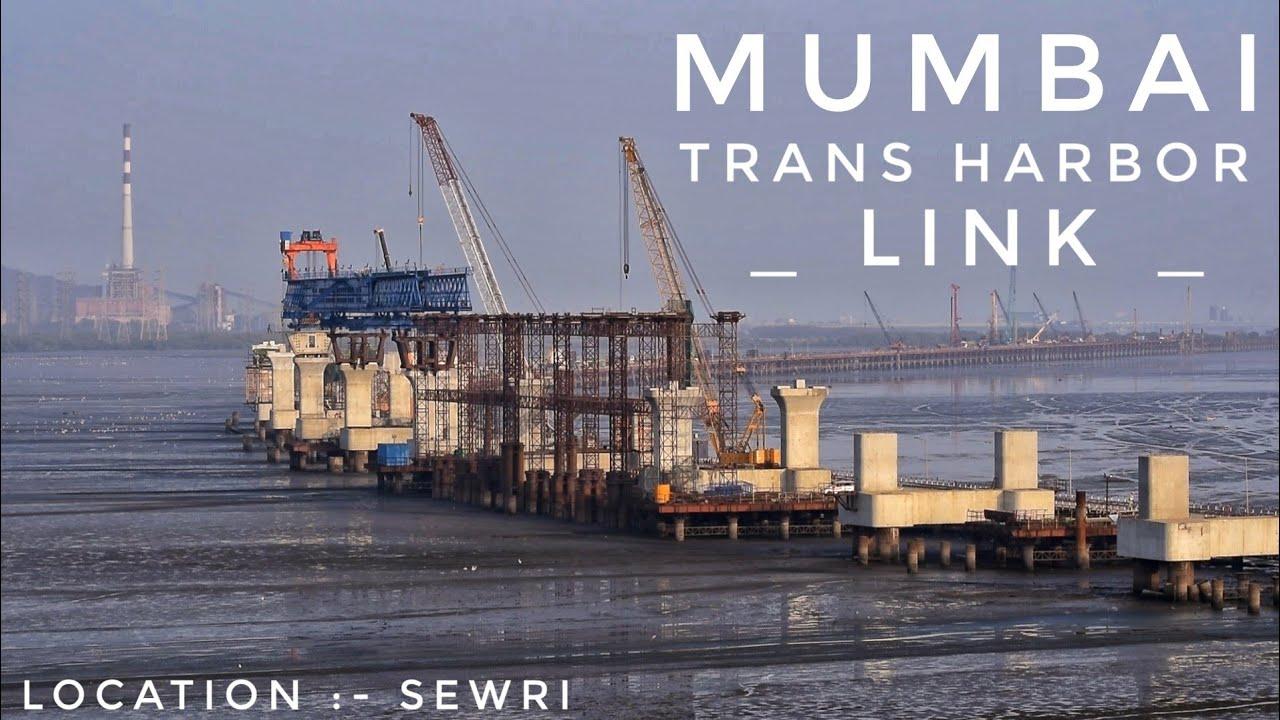 Mumbai Trans Harbor Link - MTHL current status - 8th January 2020
