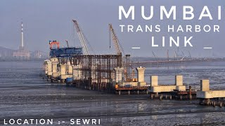 Mumbai Trans Harbor Link - MTHL current status 2020