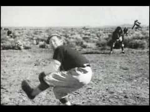 One Run Elmer, Jim Thorpe Buster Keaton 1935