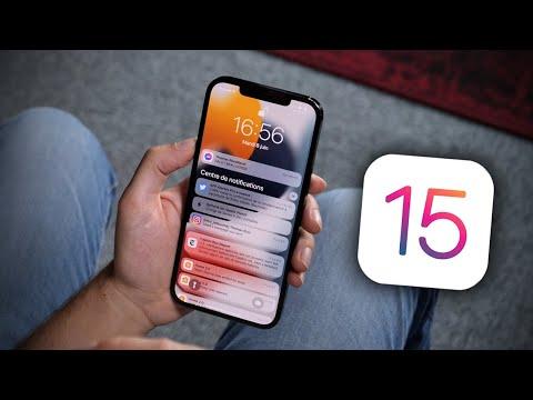 On vous présente les nouveautés d'iOS 15
