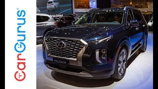 2020 Hyundai Palisade | 2018 LA Auto Show