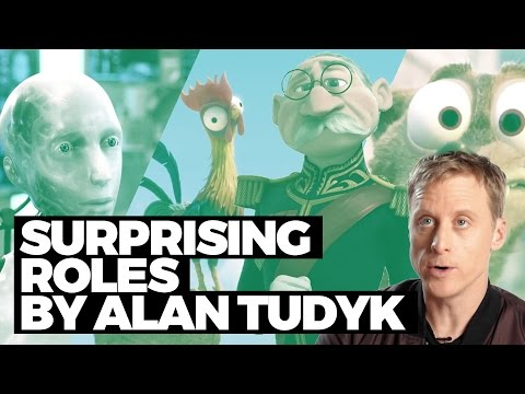 Discover The Many Surprising Voice Acting Roles Of Alan Tudyk