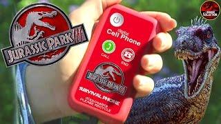 JURASSIC PARK SURVIVAL CELL PHONE | Jurassic Park /// | Promotional Reel