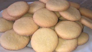 Печенье на майонезе. Печенье к чаю быстро и вкусно!