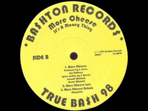 Bash Ton - More Cheese