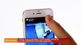 Apple Pulls Mobile iOS 8 Update on Dropped Calls