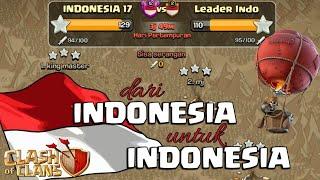 Gambar cover Skill LavaLoon dari INDONESIA 17‼ Clash of Clan Indonesia‼