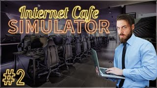 ELRAENN İLE İNTERNET CAFE SIMULATOR #2