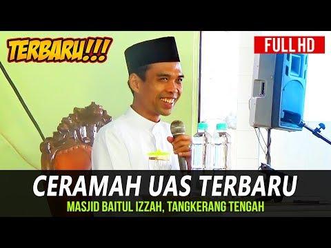 Ceramah Terbaru Ustadz Abdul Somad Lucu di Masjid Baitul Izzah