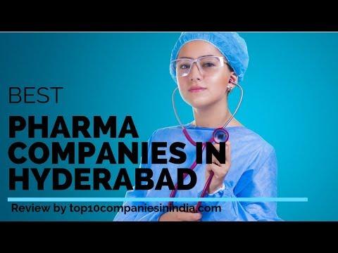 Top 10 Pharma Companies In Hyderabad | Best Of 2020